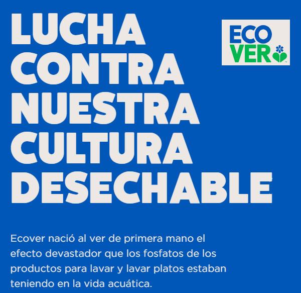 Ecover higiene y limpieza ecológicos