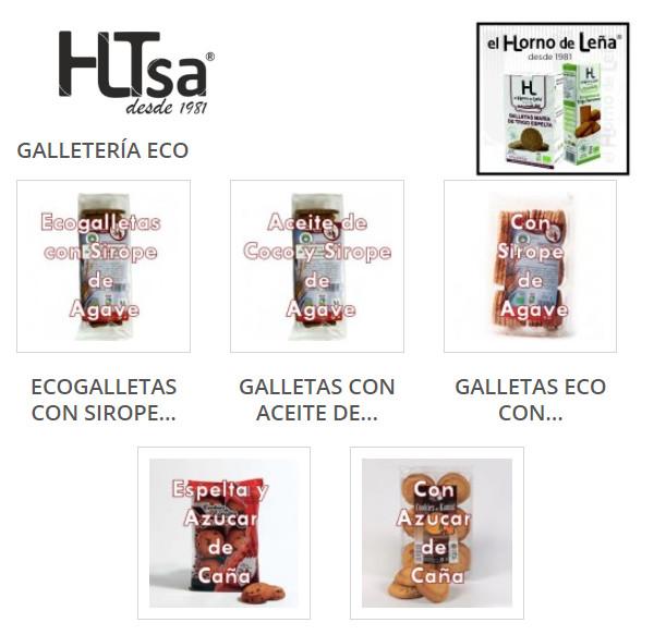 HLT El horno de Leña Bollería