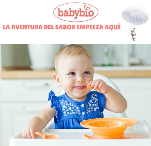 Babybio Alimentación infantil ecológica