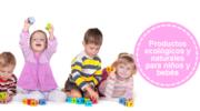 Dispronat, productos ecológicos y naturales para niños y bebés