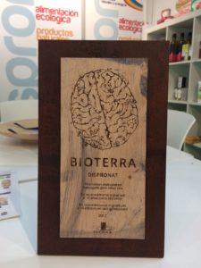 """Bioterra 2017-06-02 """"Placa conmemorativa Julián Marcilla"""" Más de 10 años como expositores"""""""