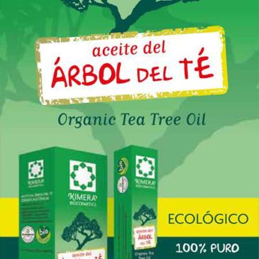 Aceite del árbol del té Kimera Biocosmetics