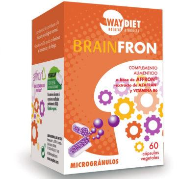 Brainfron, el estrés y el extracto de azafrán
