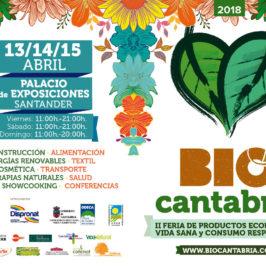 BioCantabria 2018 13-14-15 ABRIL