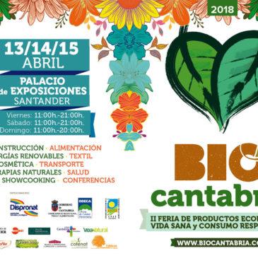 BioCantabria 2018 Segunda Edición