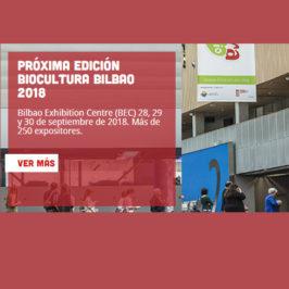 Biocultura 2018 llega a Bilbao