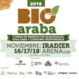 BioAraba 2018 5ª Edición