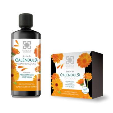 Nuevos productos de CALÉNDULA Ecológica, de KIMERA BIOCOSMETICS