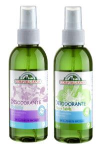 Desodorantes Spray Corpore Sano