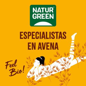 Naturgreen, especialistas en Avena Ecológica