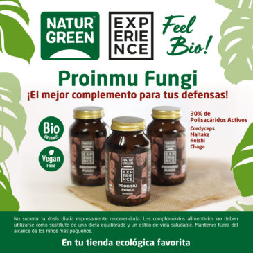 Activa tus defensas con Proinmu Fungi