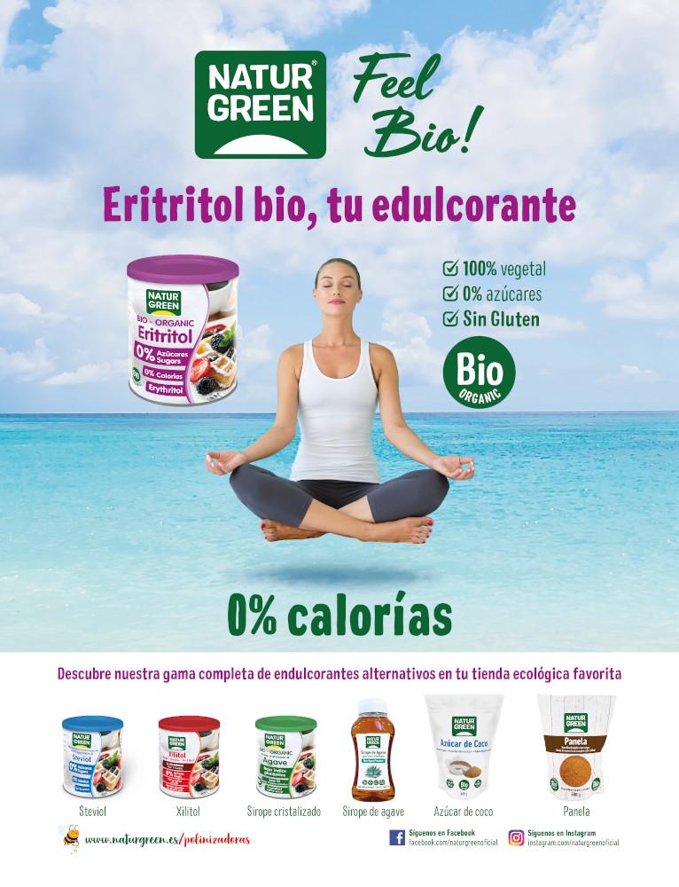 Eritritol Bio Naturgreen