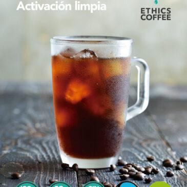 El café bio infusionado en frío de Cold Brew