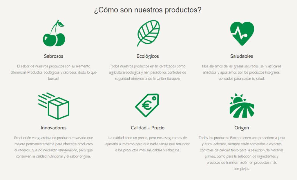 Biocop Agricultura Biológica