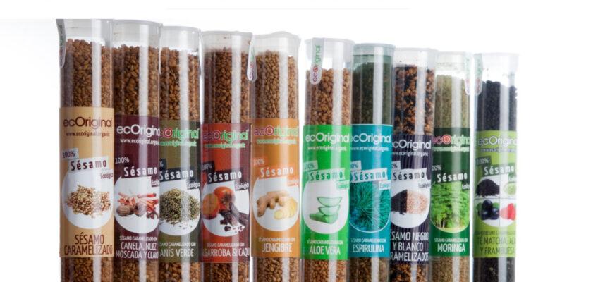 Ecoriginal, semillas caramelizadas