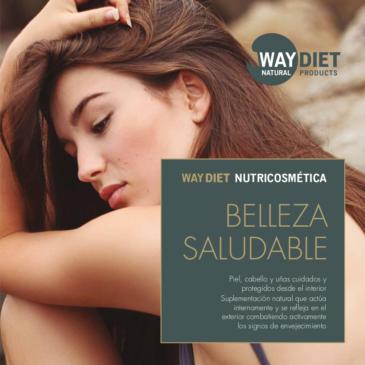 Nutricosmética de WAY DIET: La Belleza Saludable