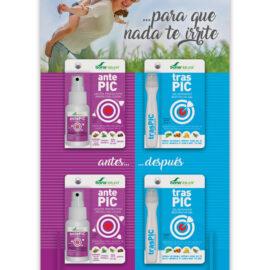 Expositor Soria Natural antimosquitos