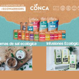 Conca Organics, Ecológicos y sostenibles