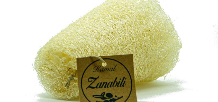 Kamal Zanabili esponja Luffa